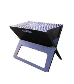 Мангал-ноутбук МН-505 34х45х32 см | 280x245